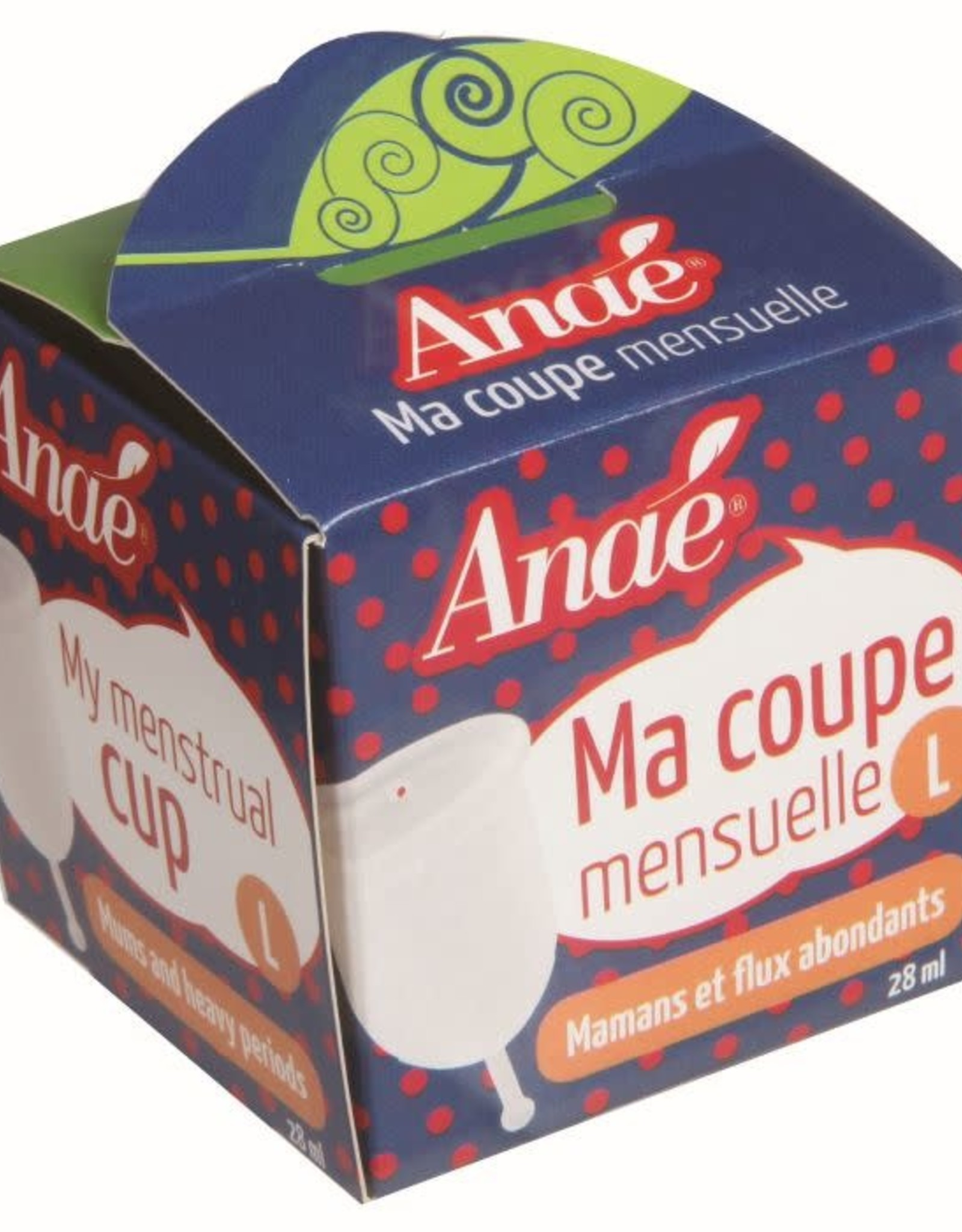 Anae Anae - Menstruatiecup L