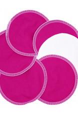 ImseVimse Nursing Pads Cyklamen - 3 pairs