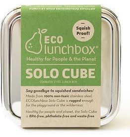 Eco lunchbox Lunchbox Solo Cube