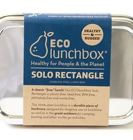 Eco lunchbox Lunchbox Solo Rectangle