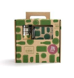 Brotbox Kado Set - Lunchbox en Drinkfles 500ml