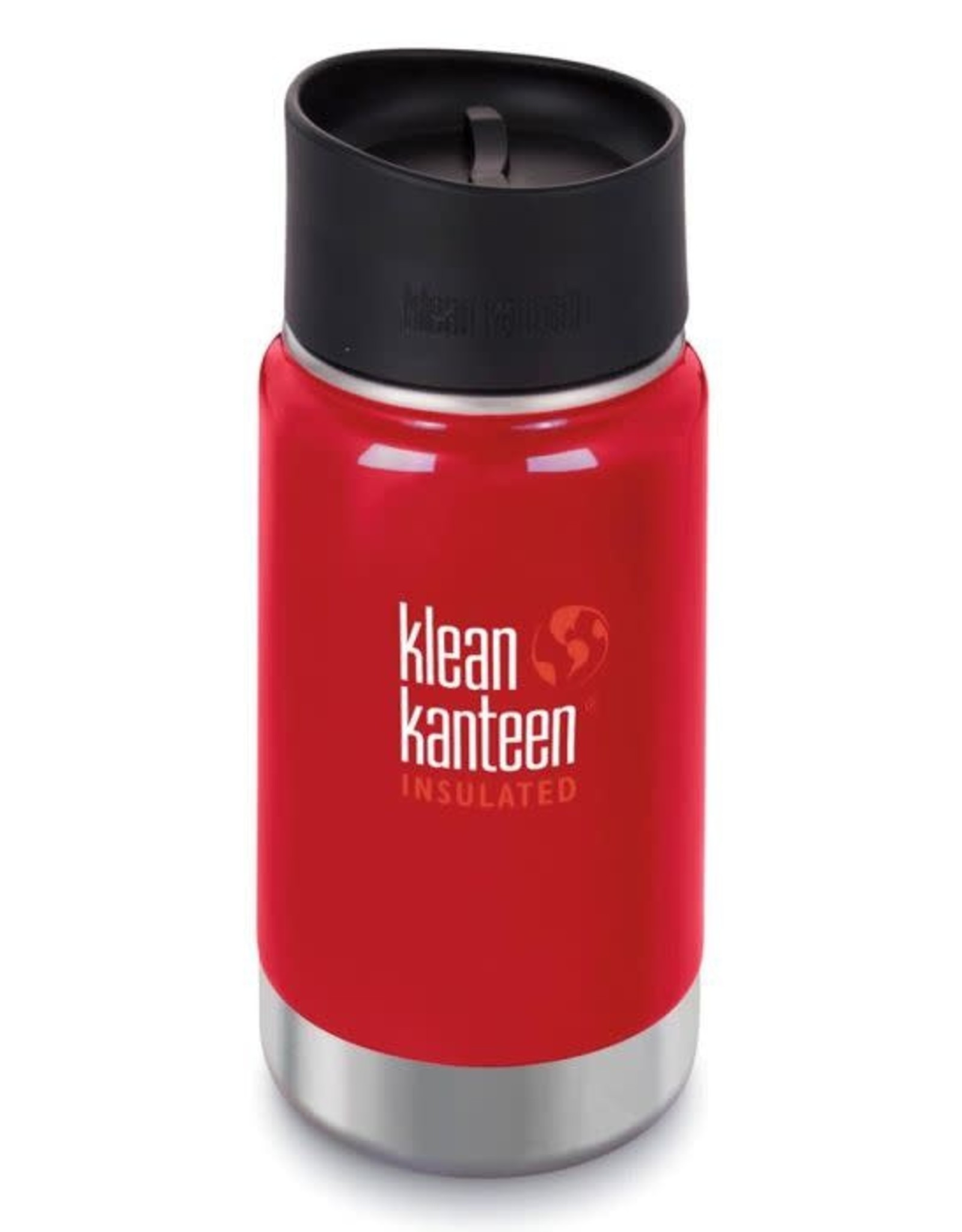 klean kanteen 12 oz Thermosfles - Mineral Red 355ml