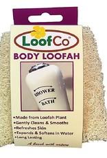 LoofCo Body Loofah spons
