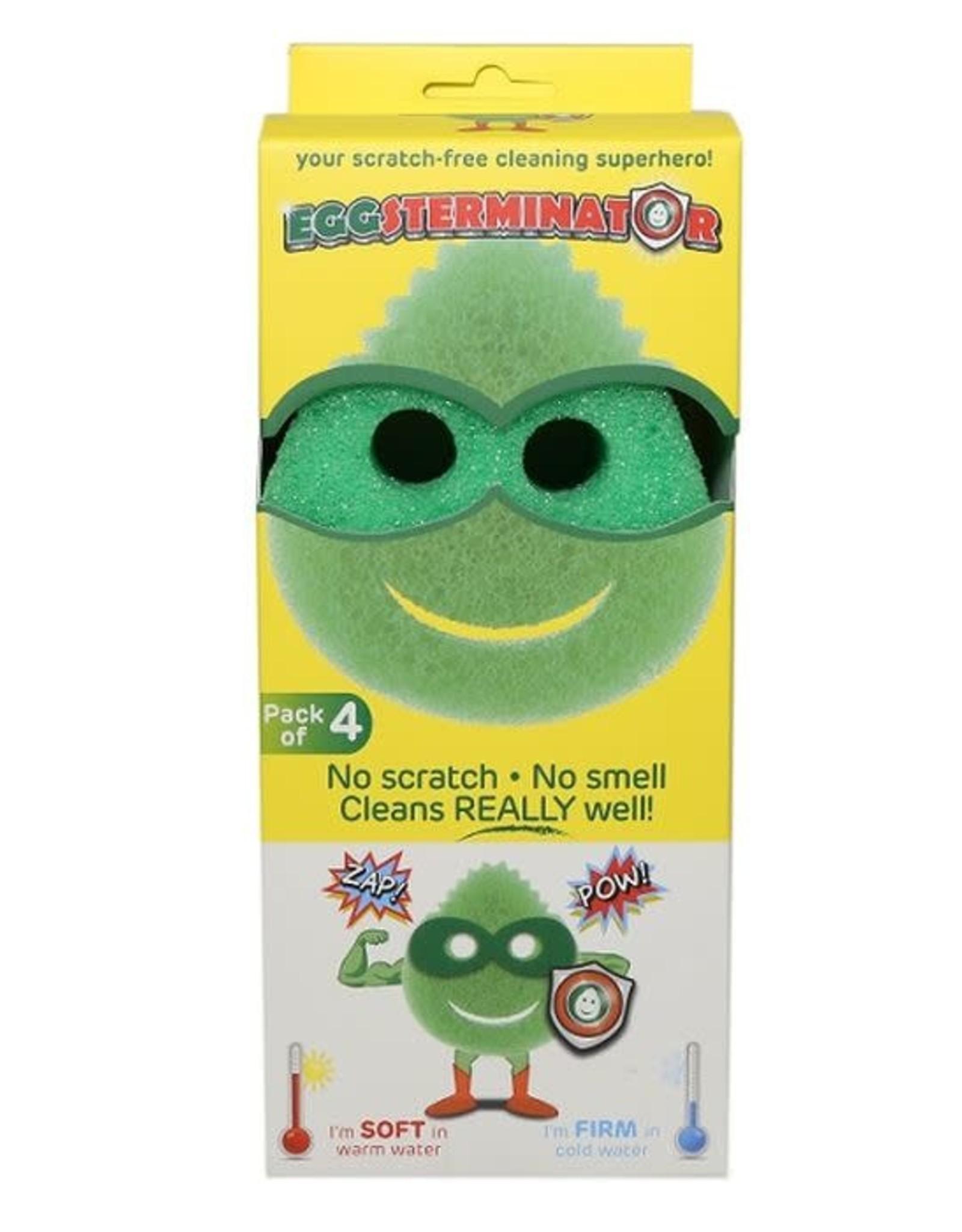 Ecoegg Eggsterminator schoonmaakspons 1stuk