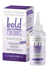 tints of nature Bold Colors - Purple 70ml