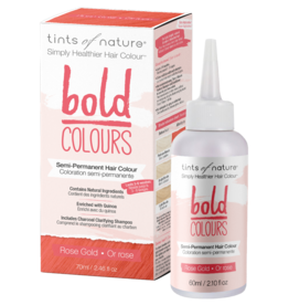 tints of nature Bold Colors - Rose gold 70ml
