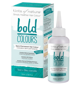 tints of nature Bold Colors - Teal 70ml