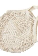 Boweevil Nettasje Natural White korte hengsels