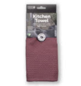 Smart microfiber systems Smart Kitchen Towel rood - 40 x 60cm - 1 stuk