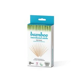 The Humble Co. Humble Bamboo interdental sticks 100-pack