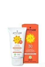 Attitude Little Ones - Zonnebrandcreme - SPF30 Vanille bloesem 150g