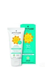 Attitude Little Ones - Zonnebrandcreme - SPF30 Fragrance free 75g