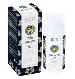 ecocosmetics Tattoo Sun Lotion SPF30 100ml