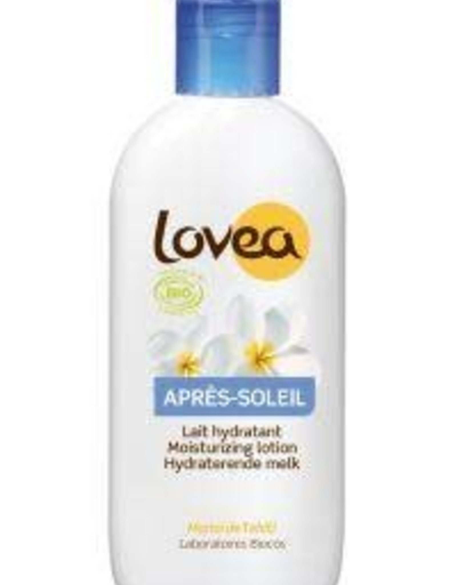 Lovea After sun lotion bio 125ml