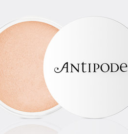 Antipodes Pale Pink 01 - mineral foundation SPF15 - 11g