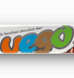 Vego Vego Whole hazelnut chocolate bar bio 150g
