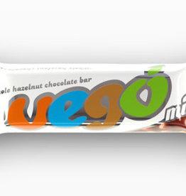 Vego Vego Whole hazelnut chocolate bar mini bio 65g
