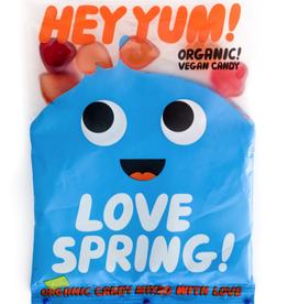 Hey Yum! Hey  yum! LOVE SPRING organic vegan candy 100g