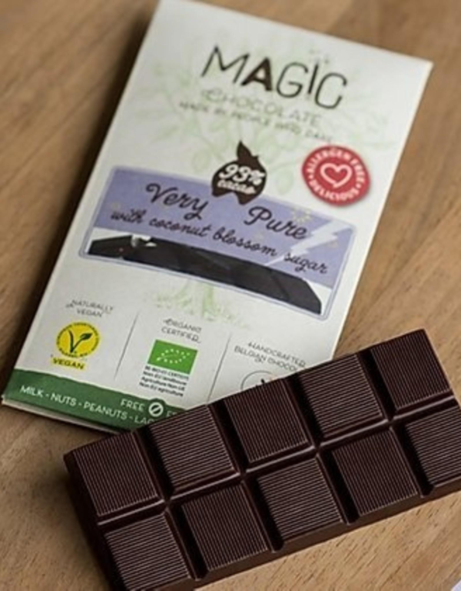 Magic Chocolate Magic Chocolate - very pure 93% -  44g
