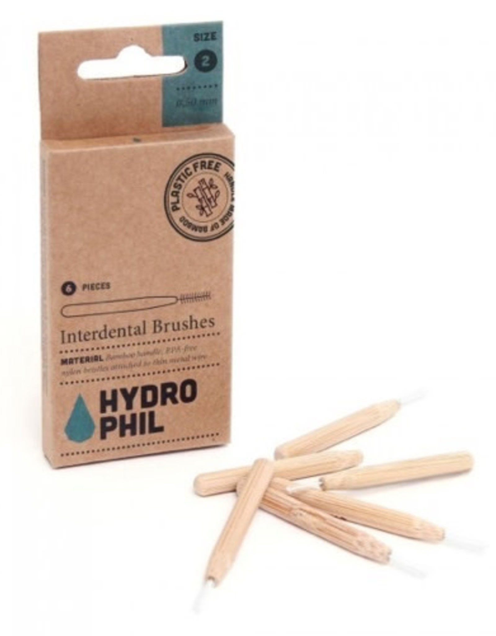 Hydrophil Hydrophil Tandenragers 0.50mm (size: 2)