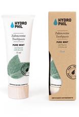 Hydrophil Hydrophil Tandpasta pure mint met fluoride 75ml