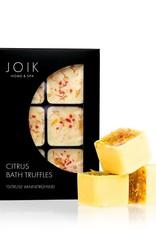 JOIK Bath truffles citrus 6 x 43g