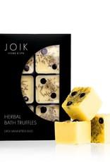 JOIK Bath truffles herbal 6 x 43g