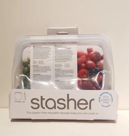 Stasher Stasher - the stand up storage bag