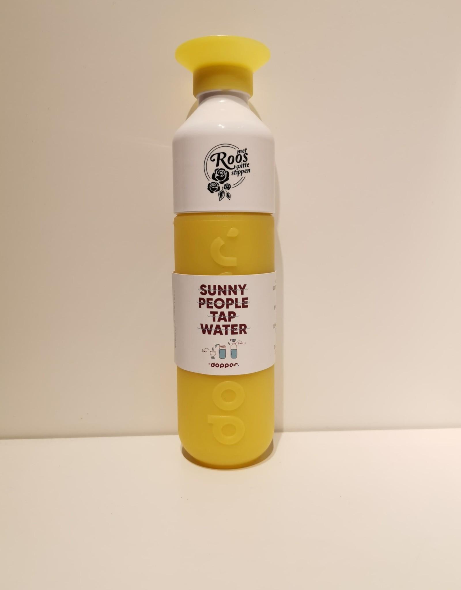 Dopper Dopper drinkfles Geel 450ml