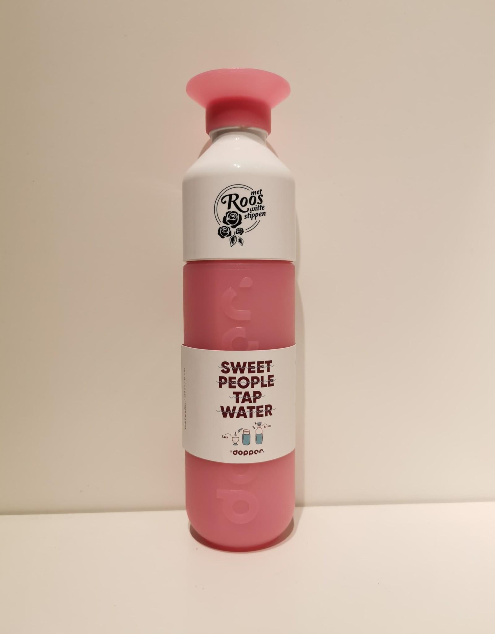 Dopper Dopper drinkfles Roos 450ml