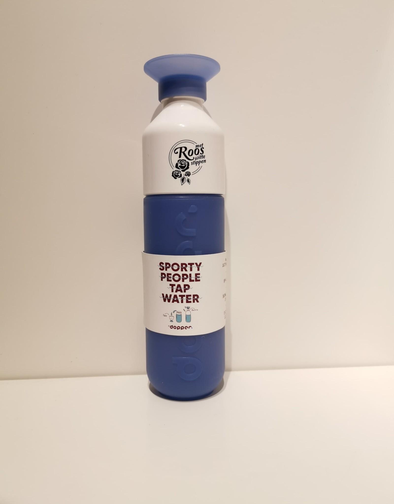 Dopper Dopper drinkfles Donker Blauw 450ml