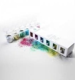 Superstar Biodegradable Chunky Mix 6 Pack - Glitter