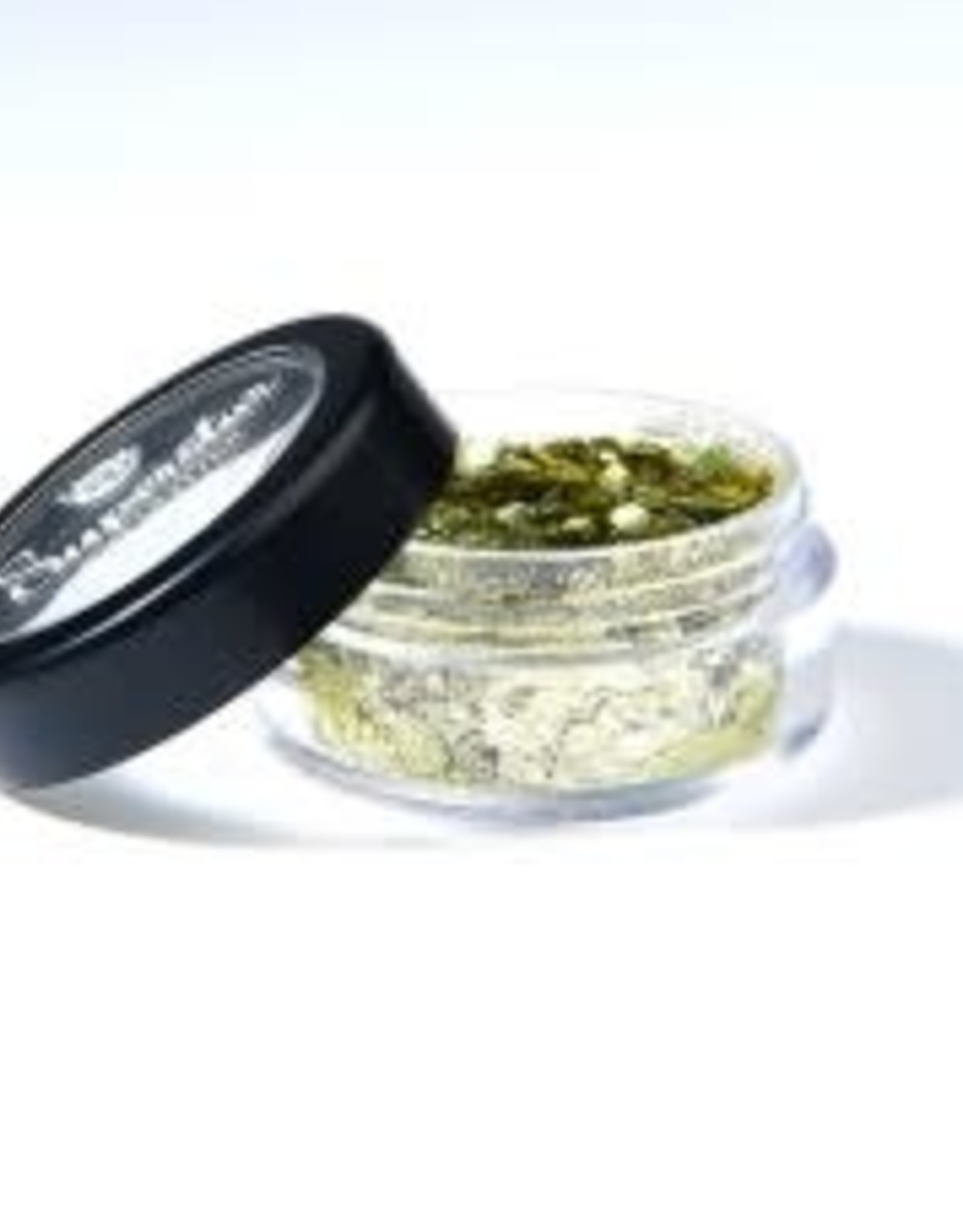 Superstar Gold Chunky Biodegradable Face- and Body Glitter