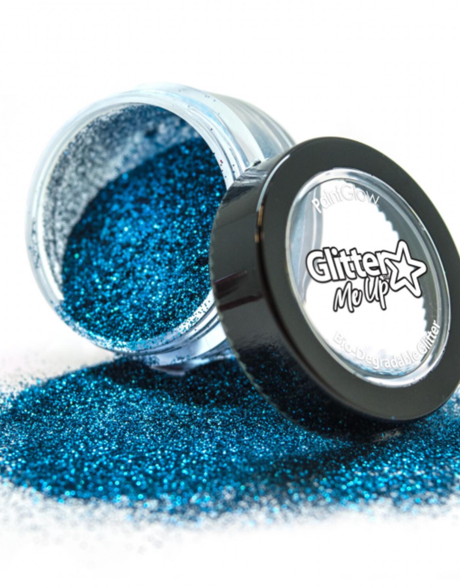 PaintGlow Biologisch afbreekbare fijne glitters 4 gr. Sea Breeze