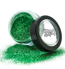 PaintGlow Biologisch afbreekbare fijne glitters 4 gr. Emerald Green
