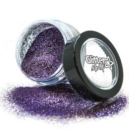 PaintGlow Biologisch afbreekbare fijne glitters 4 gr. Parma Violet