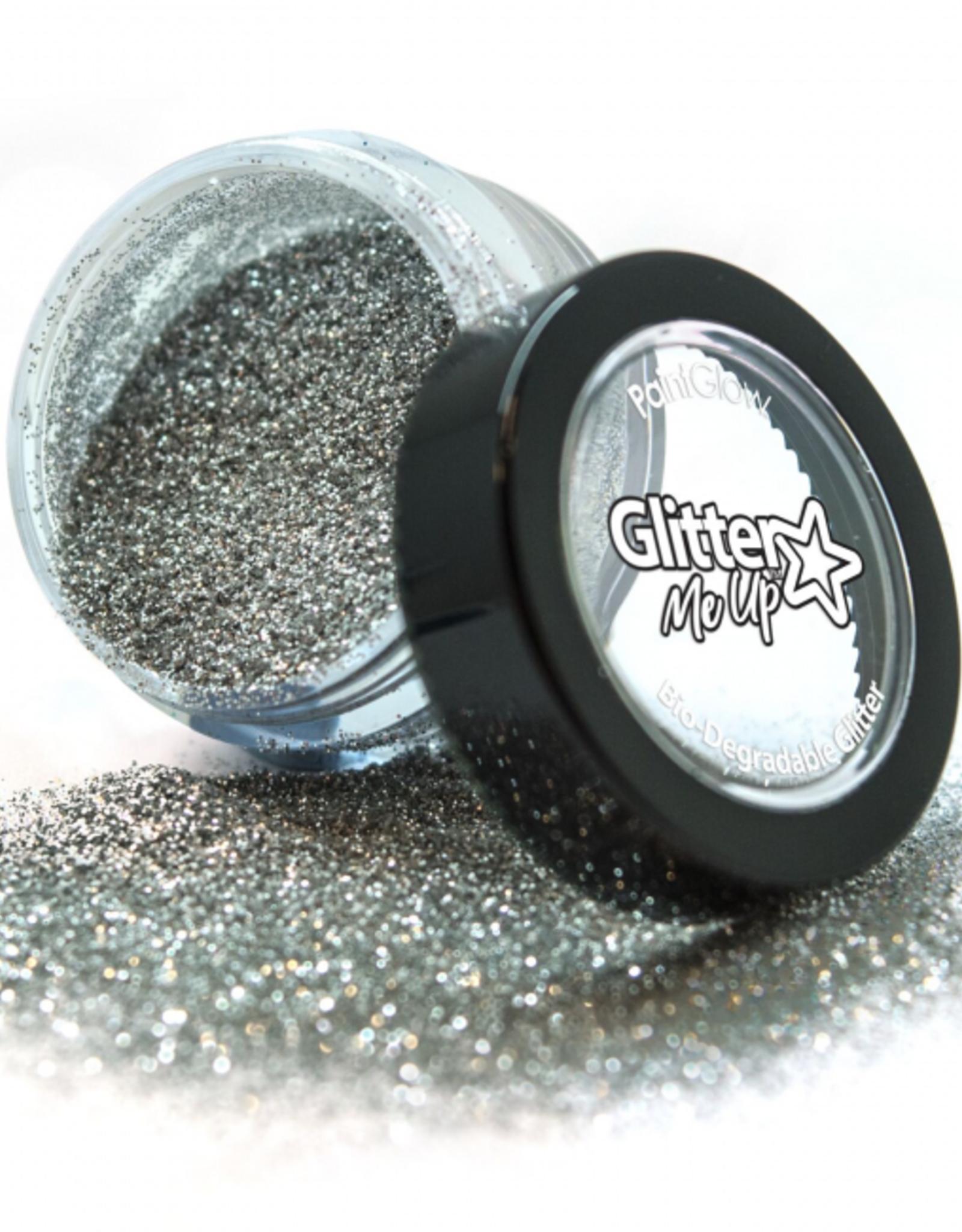 PaintGlow Biologisch afbreekbare fijne glitters 4 gr. Moonstone