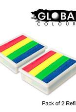 Global Global Colours - 2 PACK Amsterdam 2 x 10g