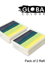 Global Global Colours - 2 PACK Borneo 2 x 10g