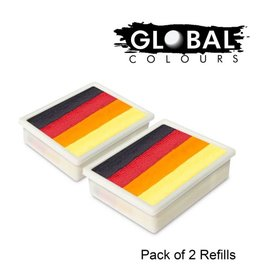 Global Global Colours - 2 PACK Mexico 2 x 10g