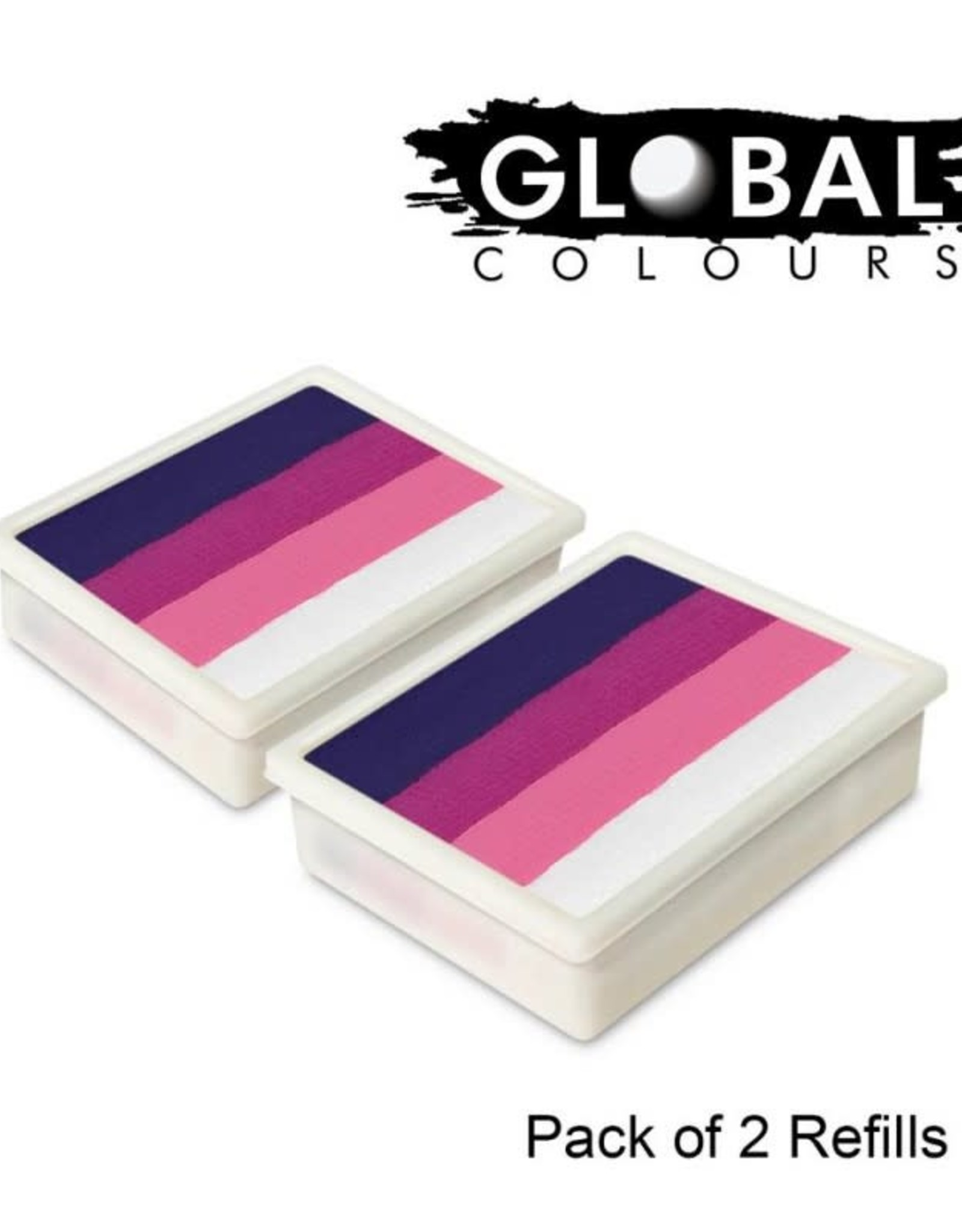 Global Global Colours - 2 PACK Naples 2 x 10g