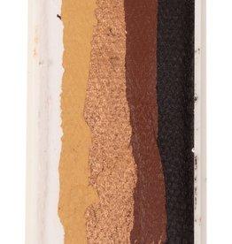 PartyXplosion Splitcake 43361 - White - gold - copper - brown -black 28g