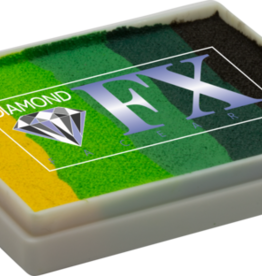 Diamond FX Splitcake Groen Tapijt 50g