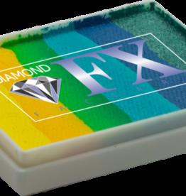 Diamond FX Splitcake lachende papegaai 50g