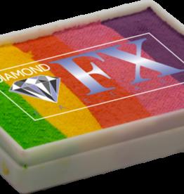 Diamond FX Splitcake Raving Rainbow 50g