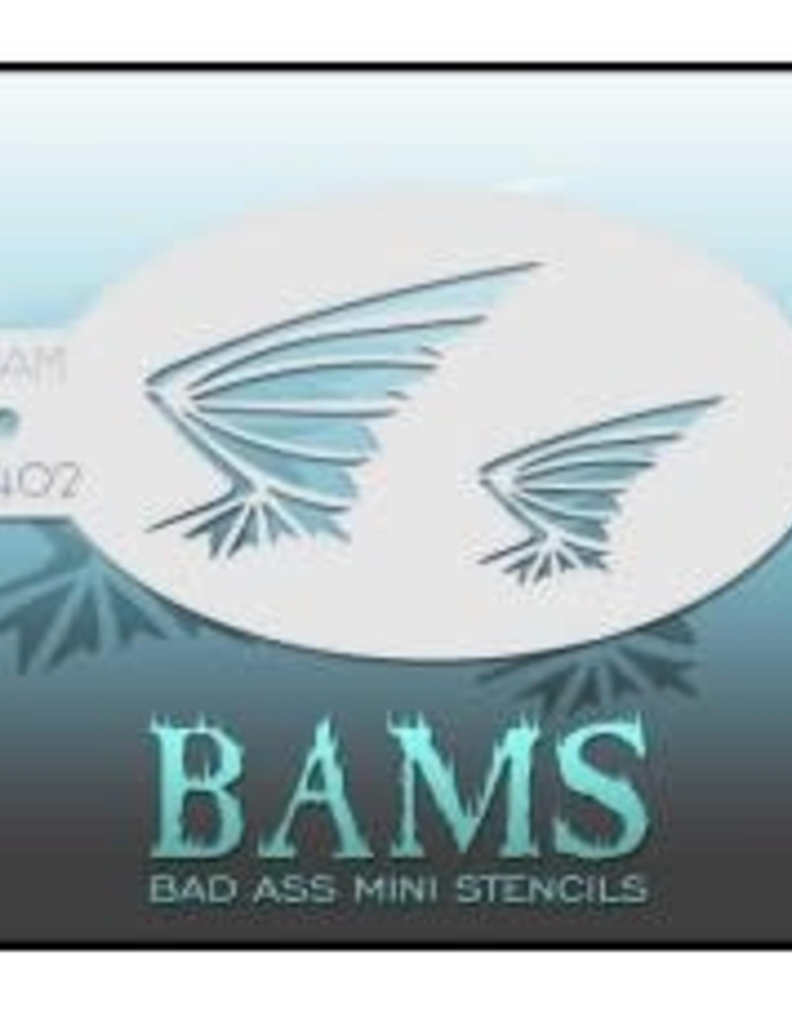 Bad Ass Stencils Bad Ass Mini Stencil - BAM1402