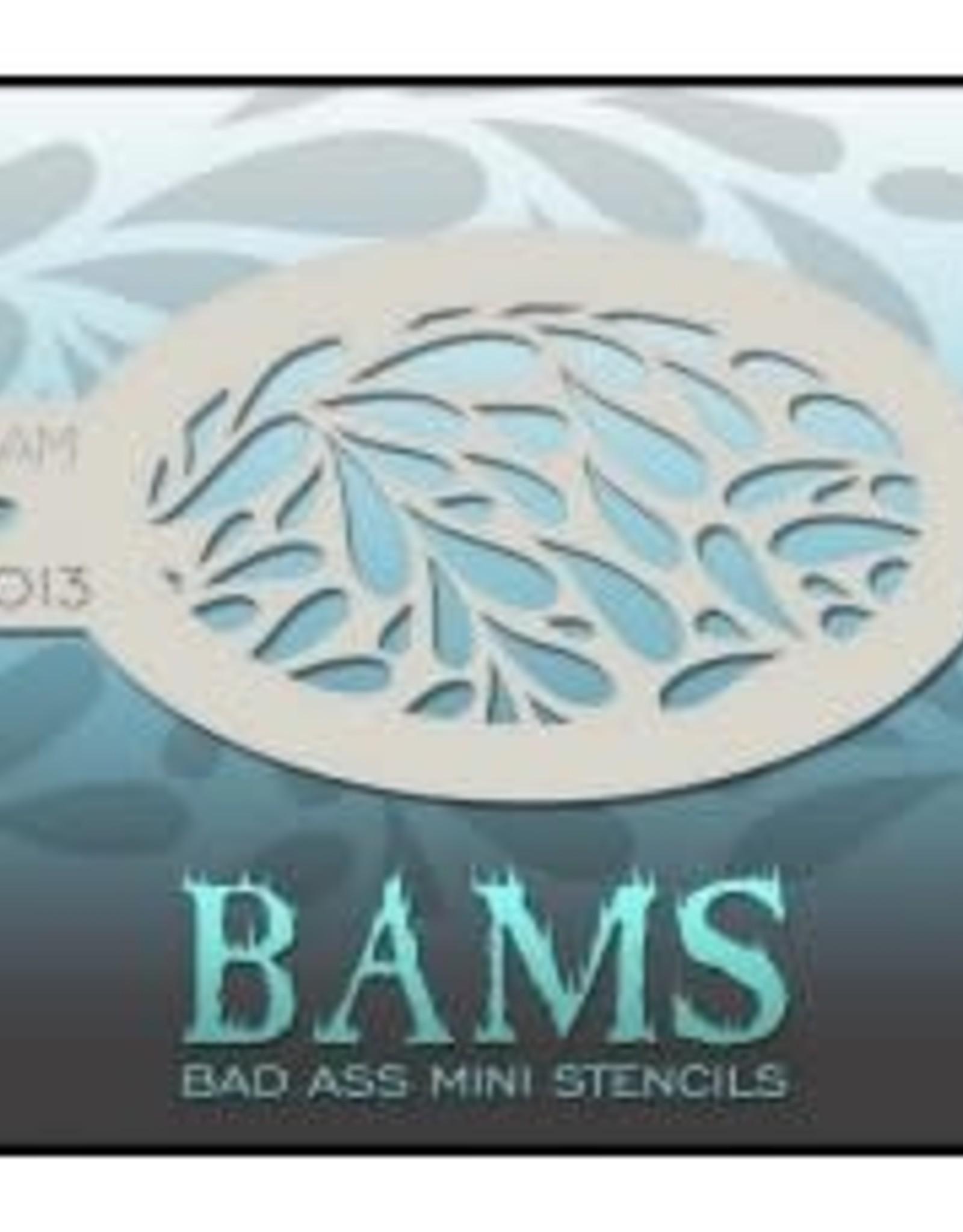 Bad Ass Stencils Bad Ass Mini Stencil - BAM3013