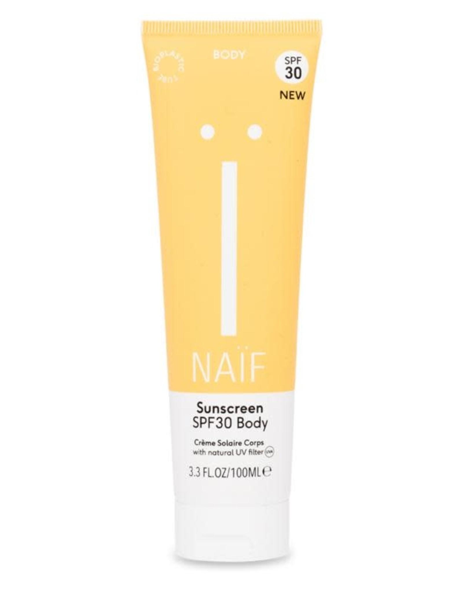 Naïf Sunscreen body SPF30 100ml