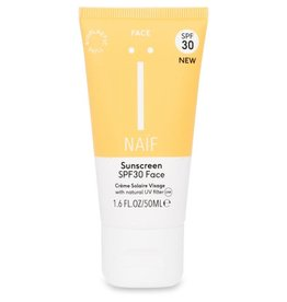 Naïf Sunscreen face SPF30 50ml