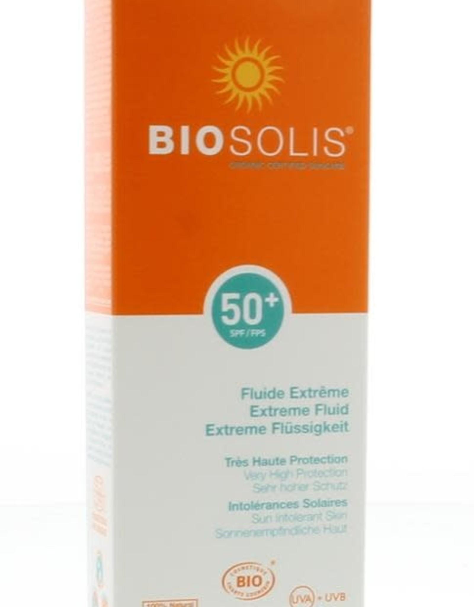 Biosolis Extreme fluid SPF 50+ 40ml